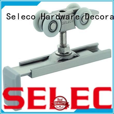 SELECO sliding door roller wheels elegant for wholesale