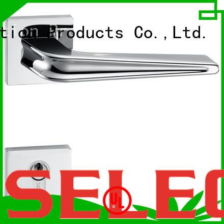 SELECO fashion door lock hardware bedroom door for wholesale