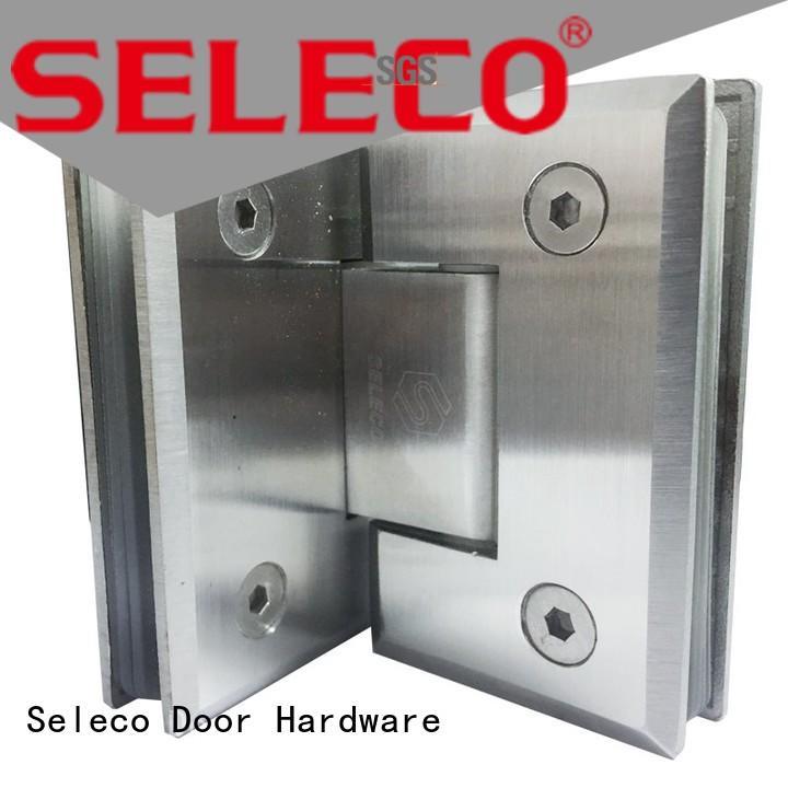 easy-installation glass shower door hinges door accessory