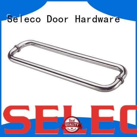 shower door bar handles with PVC gasket door parts SELECO