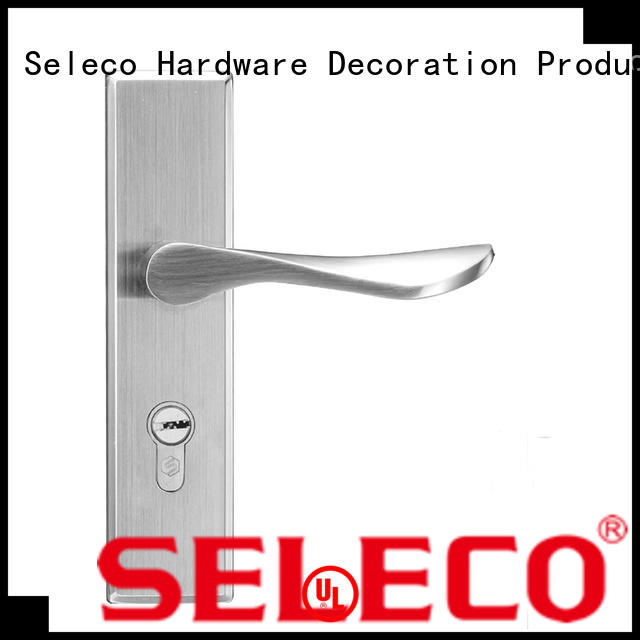 Stainless Steel Room Lock SM-50302ET-11SS*F
