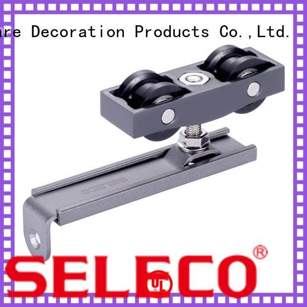 SELECO sliding hanger hanging sliding door hardware noble with roller