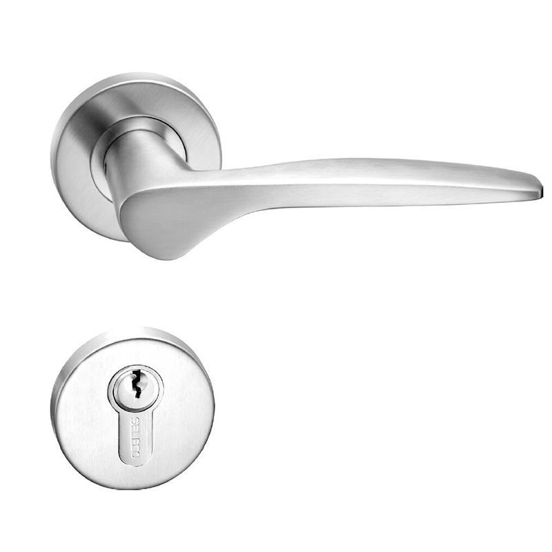 SELECO custom metal door lock light-weight for door factory-1