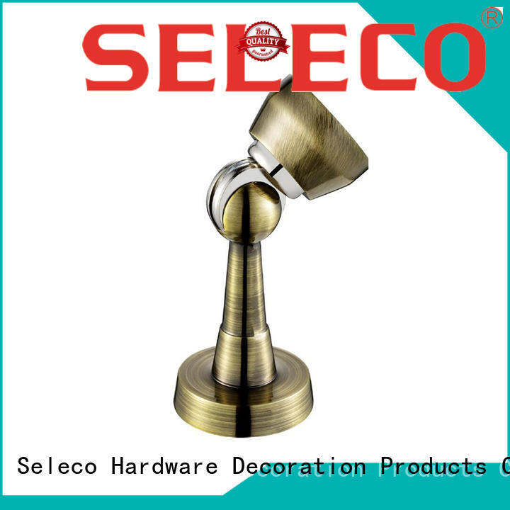 SELECO zinc alloy heavy duty door stop custom at discount