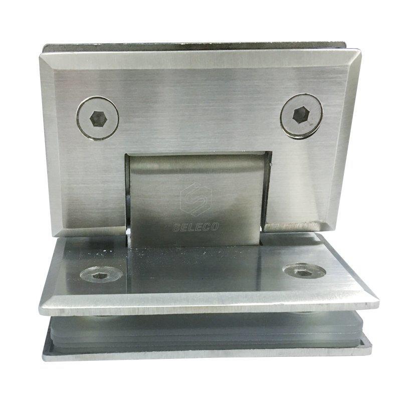 professional glass to glass shower door hinges chic design bathroom door-3