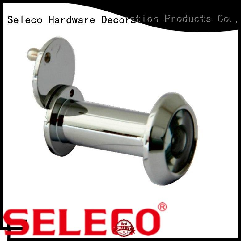 SELECO wide angle door viewer easy-installation at discount