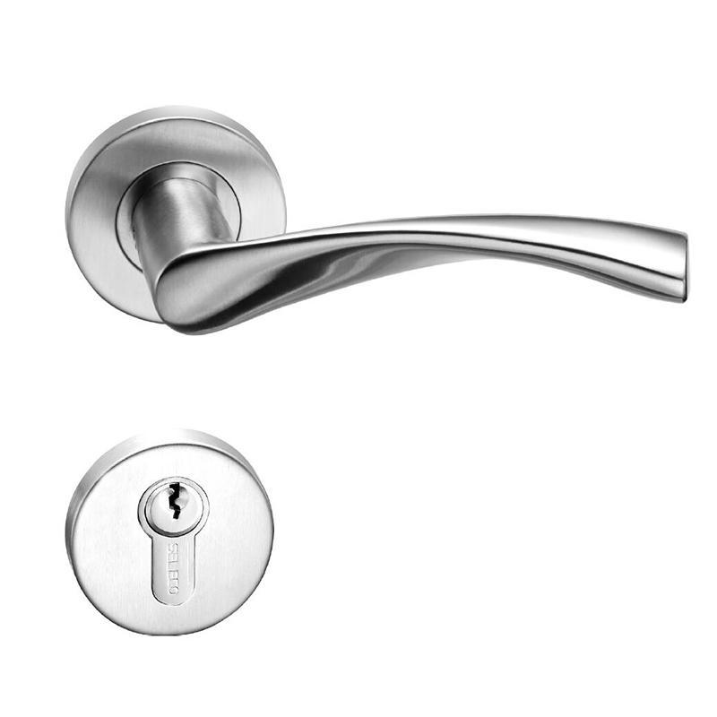 SELECO wholesale steel door lock for door factory-1