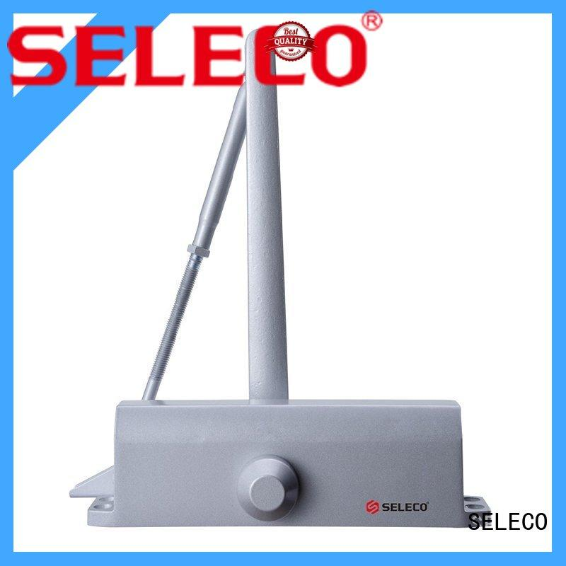 SELECO hot-sale overhead door closer surface-mounted free delivery