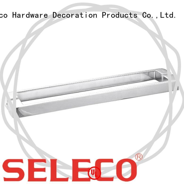 SELECO poplar shower glass handle easy-installation door parts