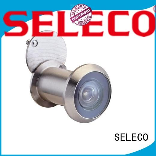 SELECO hot-sale wide angle door viewer custom free delivery